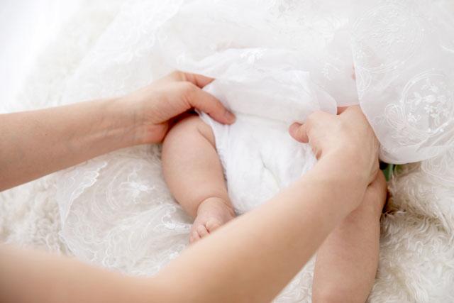 赤ちゃん用おしりふき