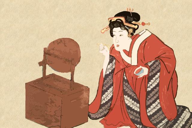日本人の白い肌への憧れについて